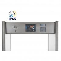 Арочный металлодетектор MasterDetect Model Z1 IP65