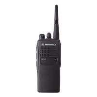 Фото Рация Motorola GP340 (403-470 МГц)